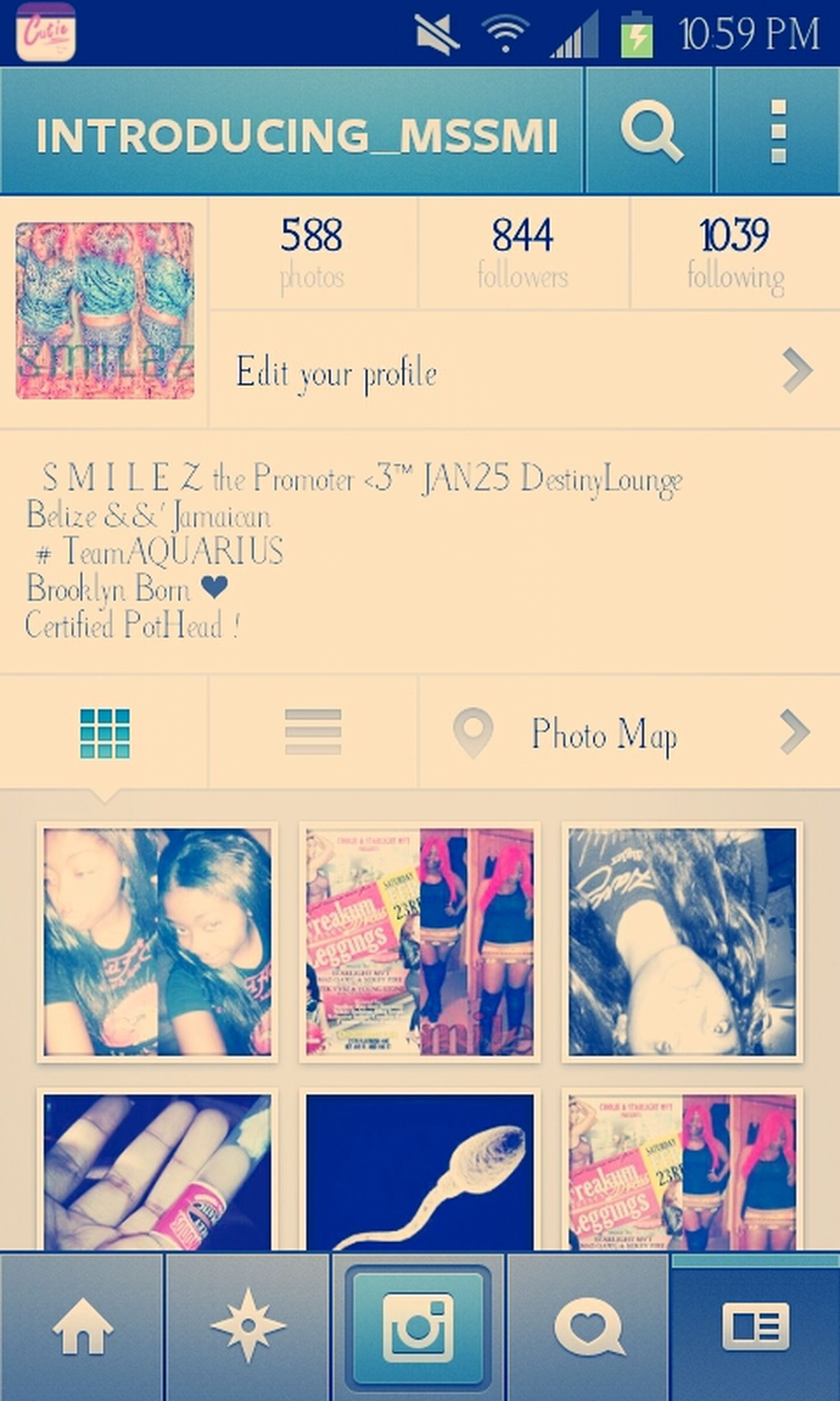 Instagram: Introducing_MsSmilez <3 ™