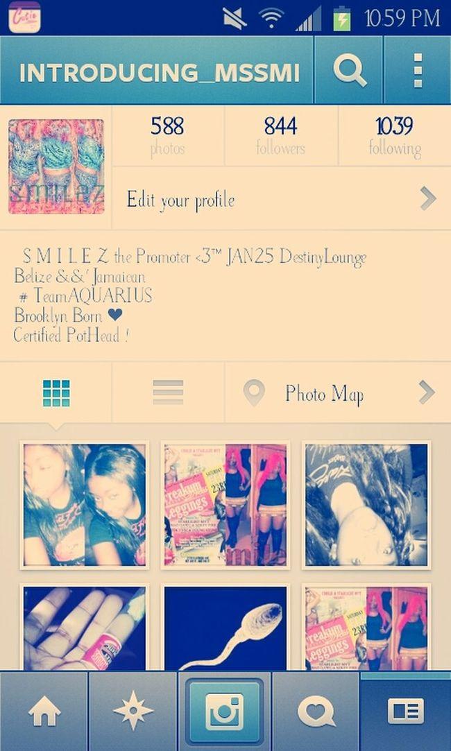 Instagram: Introducing_MsSmilez <3 ™