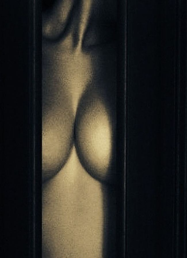 Should I or shouldn't I let you in? Tease :) All In Good Nature Mysterious ThePassionInMe come knocking on my door and maybe if there is something I want boy.....
