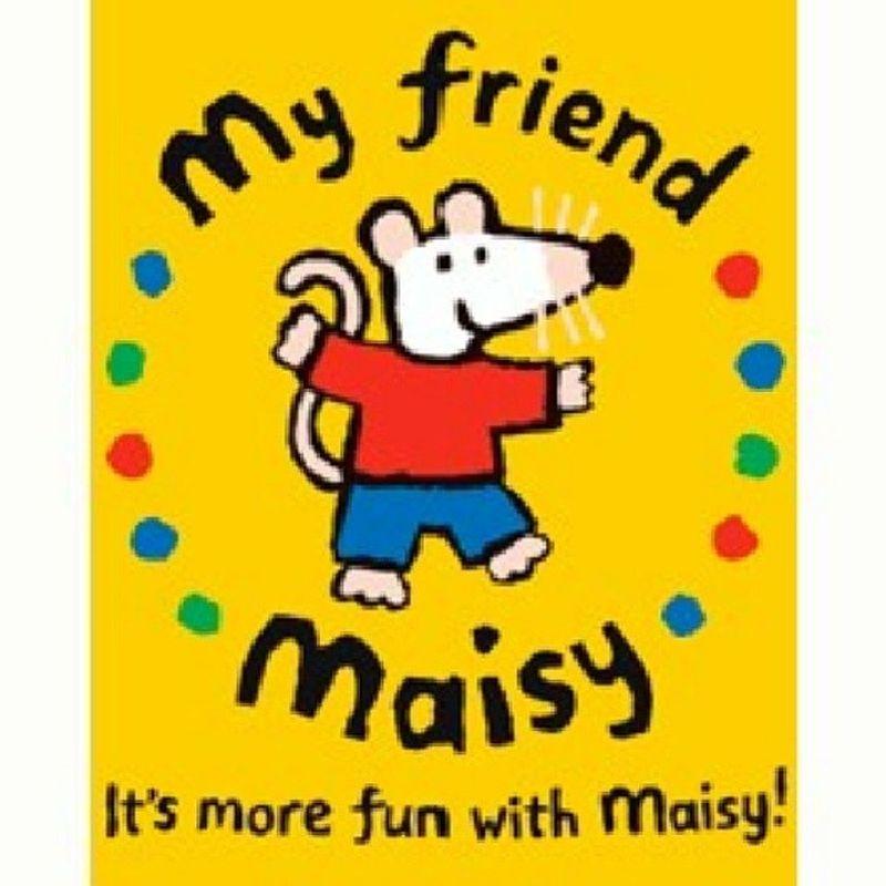 ตอนเด็กดูประจำ เข้าร้านวิดีโอทีไรต้องหยิบ จะดูเมซี่ๆ Maisy mouse น้องชอบ 5555