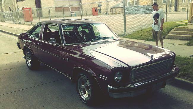 Chevrolet NOVA Vintage Cars All Original
