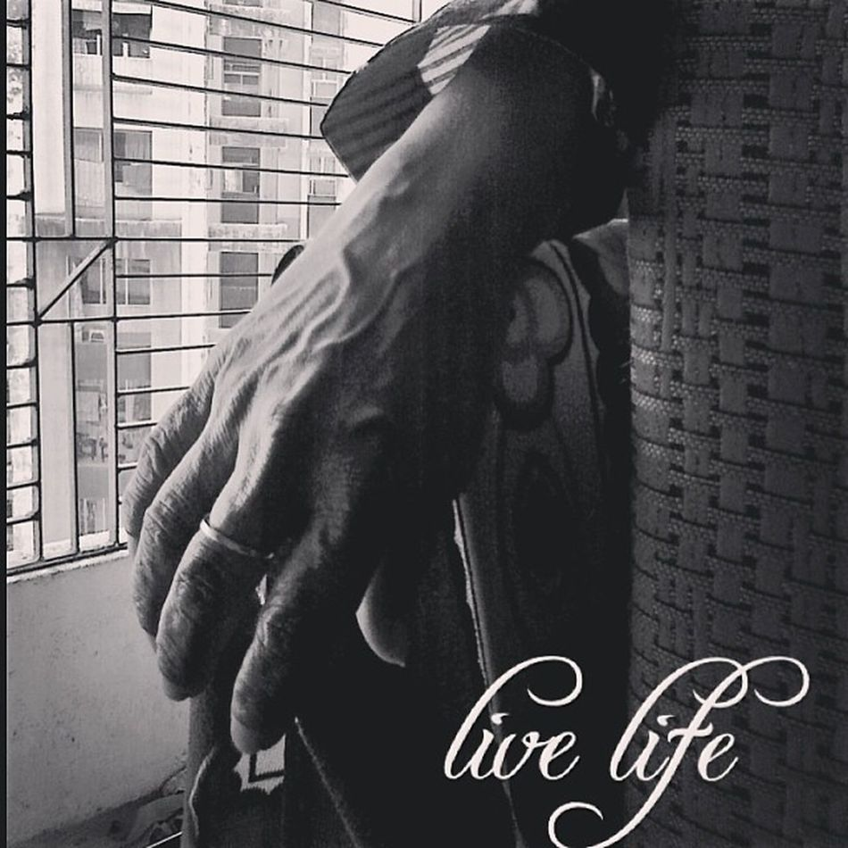 """""""You only live once but if you do it right once is enough"""" 