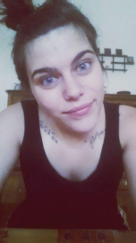 Tattoo Just Smile
