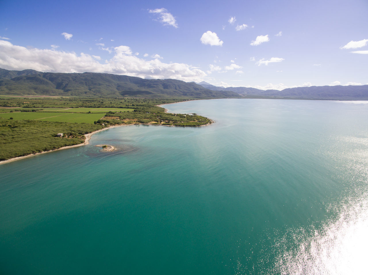 Scenics Landscape Sky Beach Coastline Freedom Beachphotography Nature Photography Over Water Amazing Scenery Ocean Photography Dronephotography Caribbean Island Caribbean Sea Caribbean Playacaracoles Dominican Republic Santodomingo Dronepic Beauty In Nature Nature Aerial View Water Outdoors Field