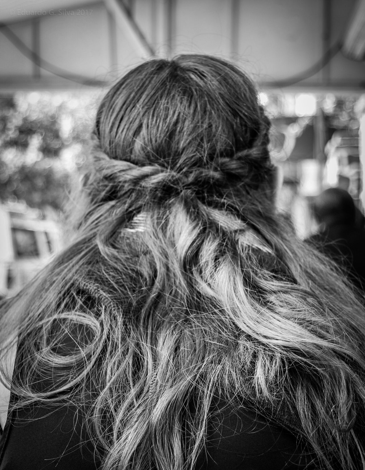 Woman Black & White Black And White Photography Black And White Collection  Streetphoto_bw Black And White Streetphotography Blackandwhite Photography Hair Mexico City Hairstyle Hair Style