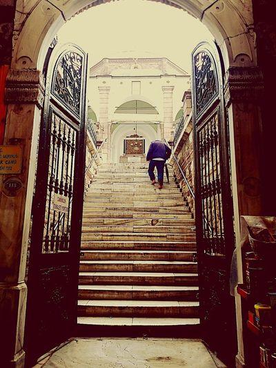 Mosque Camii Izmir The Worship Of God