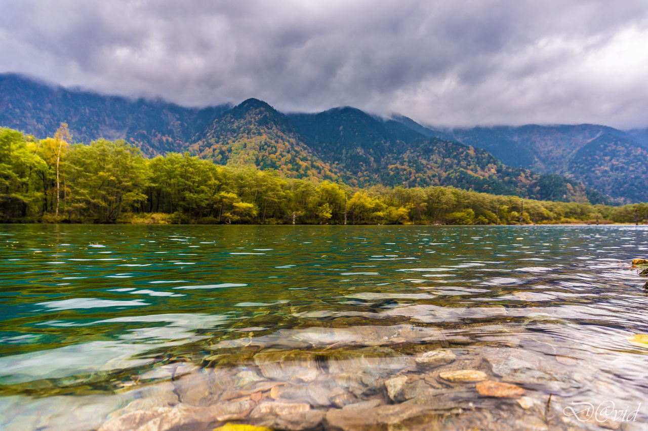 mountain, cloud - sky, scenics, sky, beauty in nature, nature, tranquility, tranquil scene, no people, waterfront, lake, mountain range, outdoors, water, day, landscape, tree