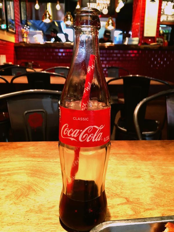 Classic Food And Drink Drink Close-up Coke Spring Cocacola Lunch Soda Düsseldorf ♡