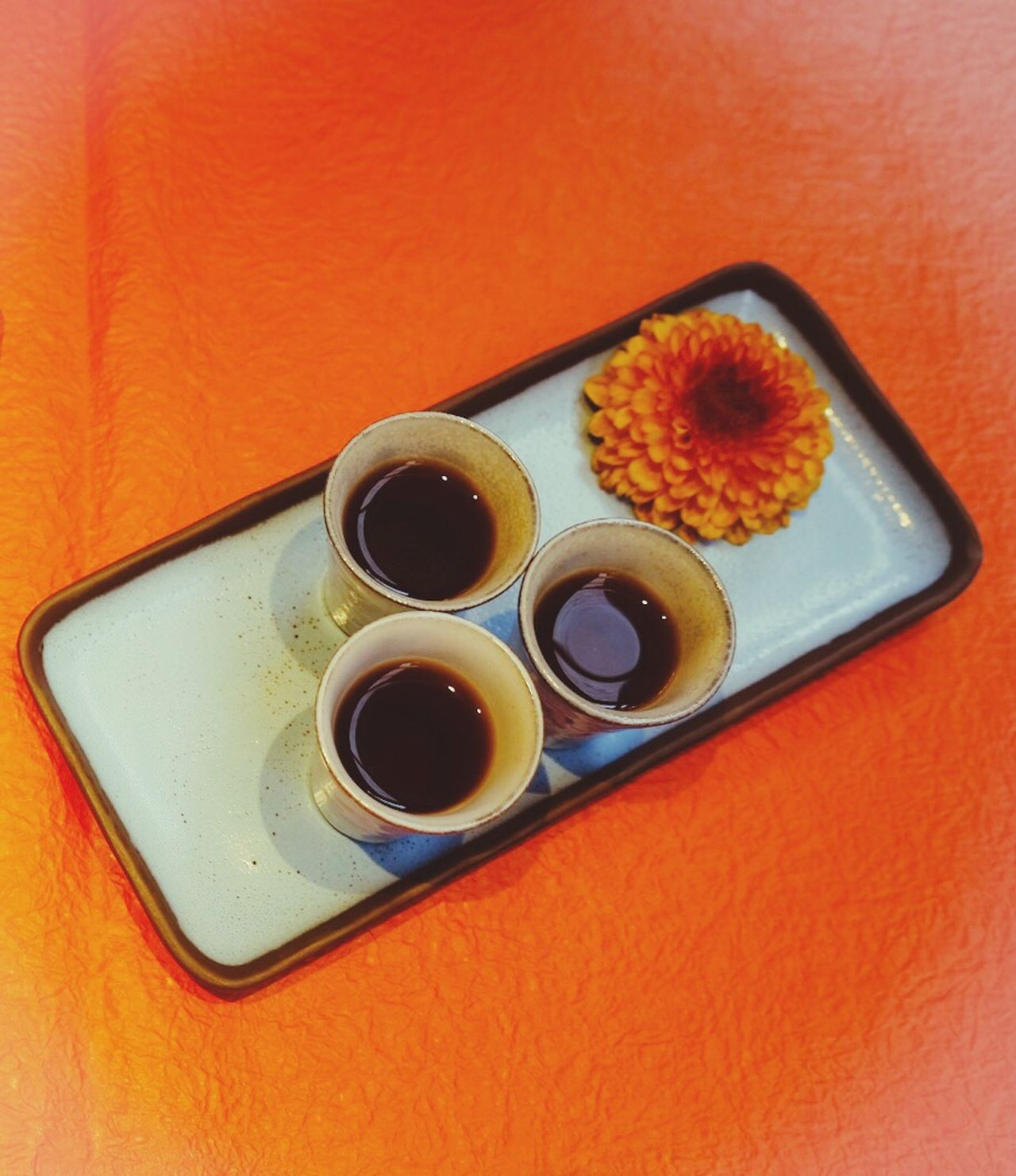 Warm drinks Food And Drink Table Drink Ready-to-eat Cups And Saucers Cups Tea Tea Time TeaCup Tea - Hot Drink Teatime Orange Color Warm Gathering Art Is Everywhere