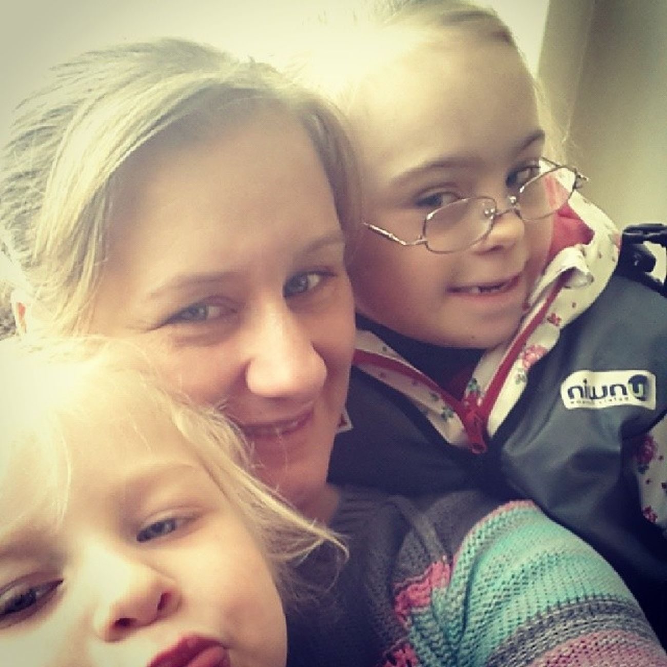 Meandmygirls Love Myworld MYeverything selfie daughters smile