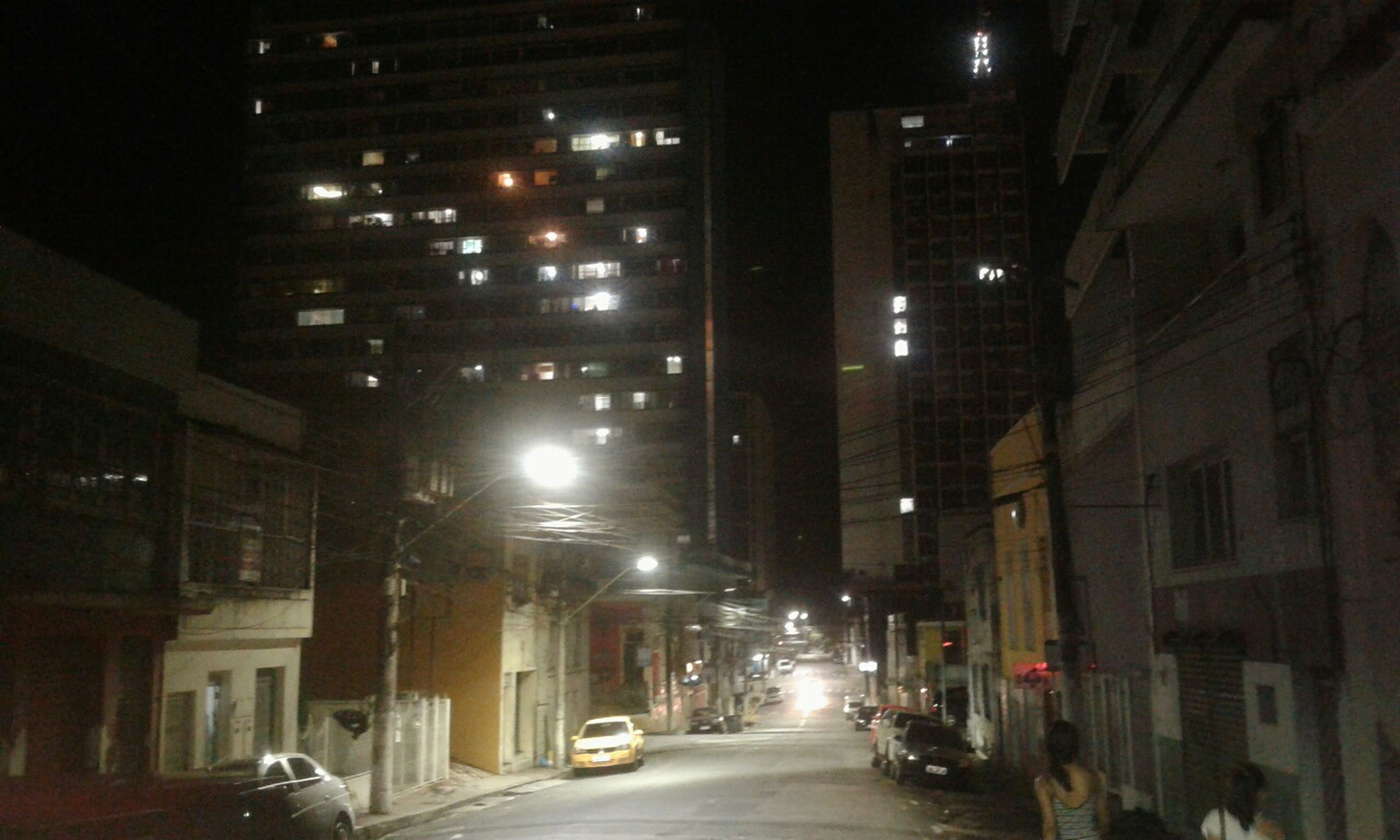 night, illuminated, street, architecture, building exterior, built structure, street light, road, transportation, outdoors, city, no people
