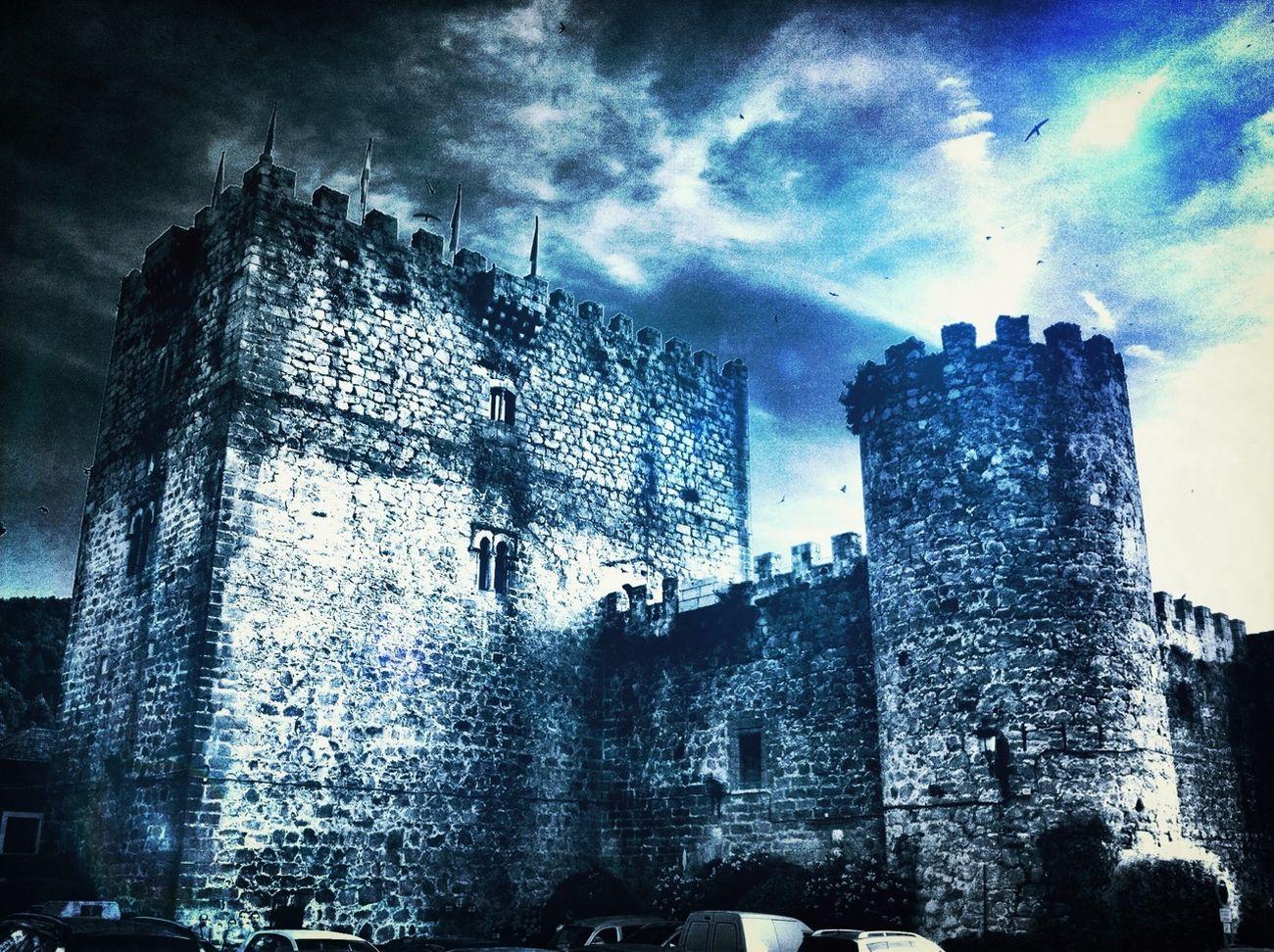 Castillo De La Triste Condesa..como CR7...