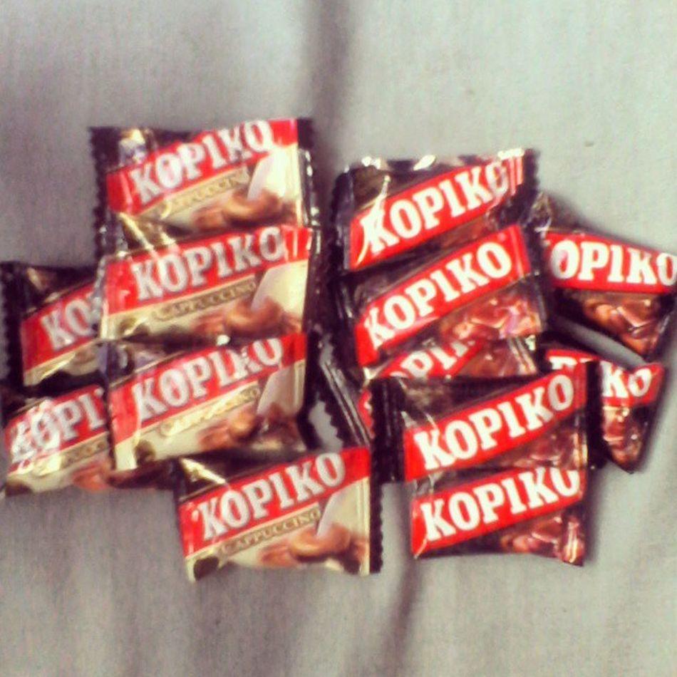 have a great weekend, guys! Kopiko Cappucino MOVIE Sembreak