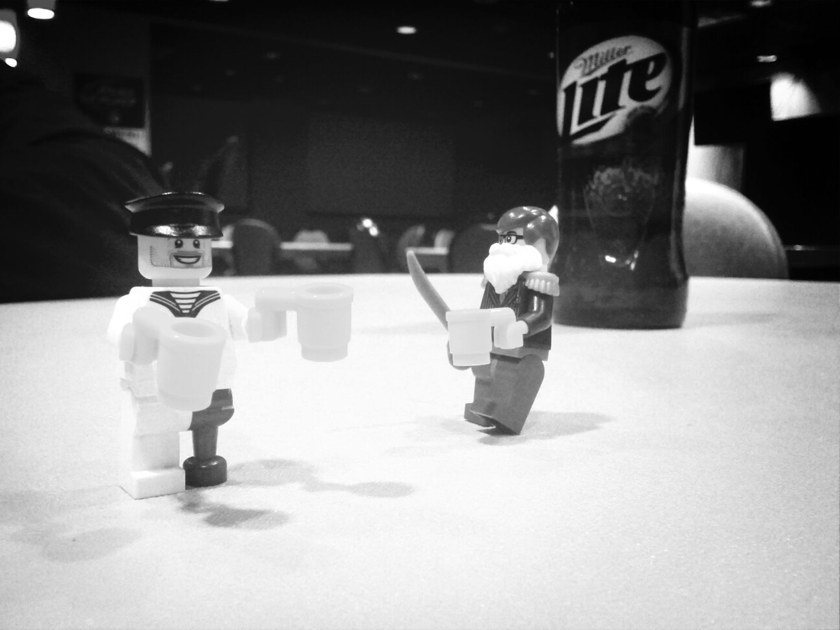 Pegleg Legos
