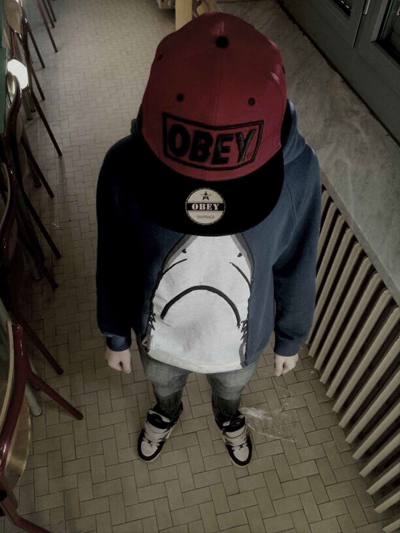 OBEY OBEY OBEY :¤