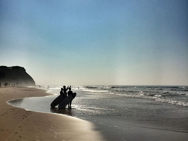 Check This Out Before Sunset Going Surfing Surfing Low Tide Beach Beach Photography Costa Vicentina Algarve Portugal_lovers