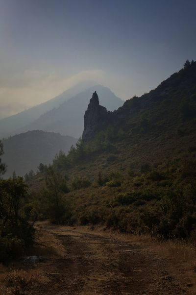 Cyprus Girne Kyrenia Mountains Beauty In Nature Besparmak Dawn Day Landscape Mountain Mountain Range Nature No People North Cyprus Outdoors Scenics Sky Tranquil Scene Tranquility