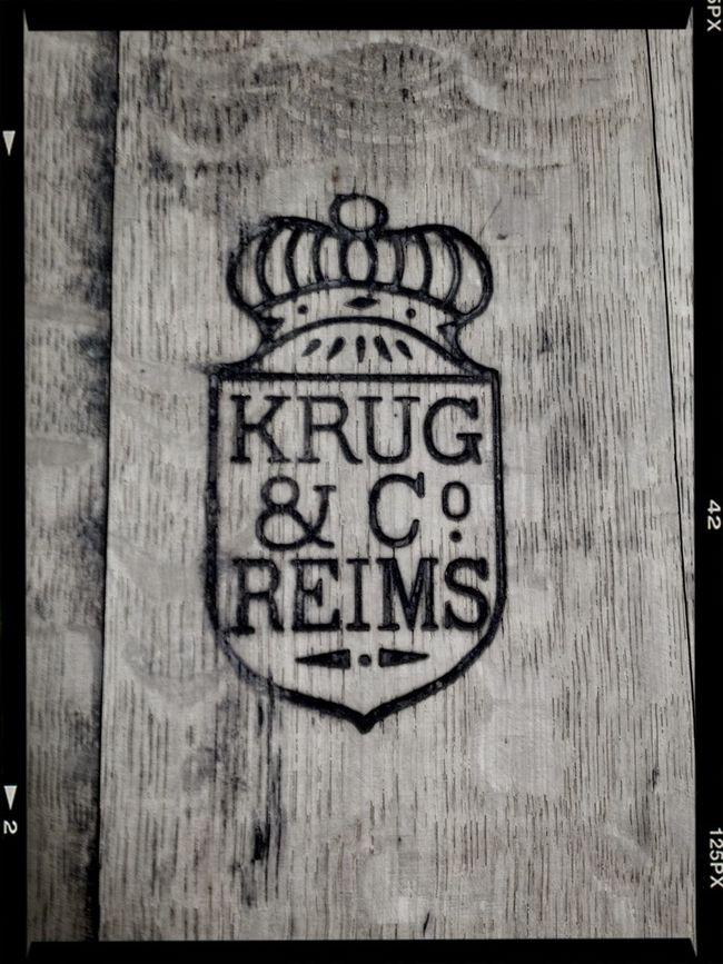Krug Reims Champagne Champagne Club