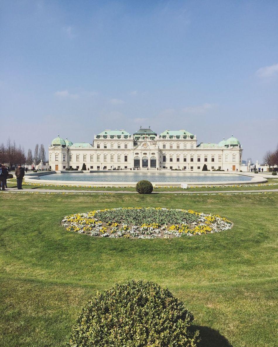 Beautiful stock photos of vienna, Architecture, Austria, Building Exterior, Built Structure