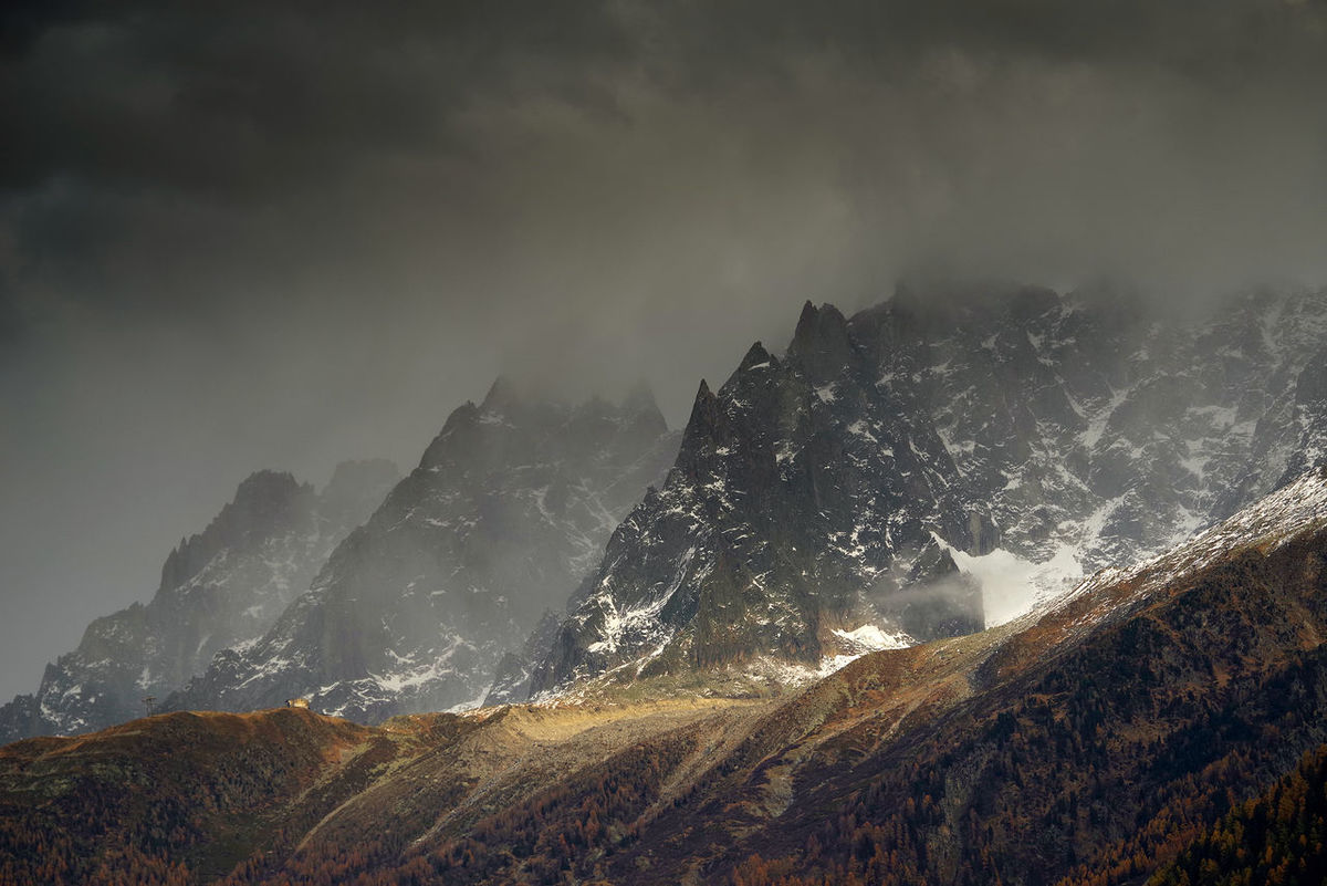 Alpine Chamonix-Mont-Blanc France Landscape_Collection Stormy Weather Travel Travel Photography Beauty In Nature Chamonix Chamonix_france Day Europe Landscape Landscape #Nature #photography Landscape_photography Mont Blanc Mountains Nature No People Outdoors Scenics Sky Storm Cloud Stormy Travelphotography