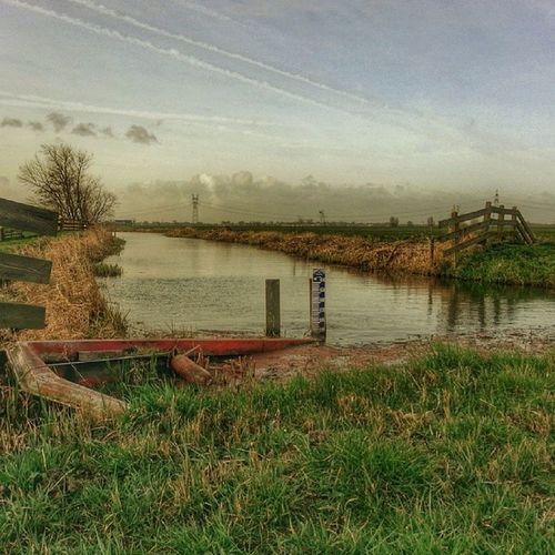 How Dutch can a landscape be.... Near Hoogmade Leiderdorp