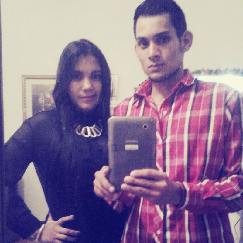 She is my world ♥