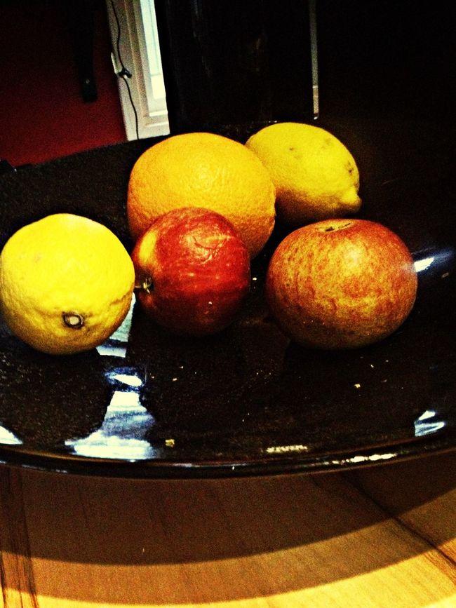 Datfruit Apple Breakfast Lemon
