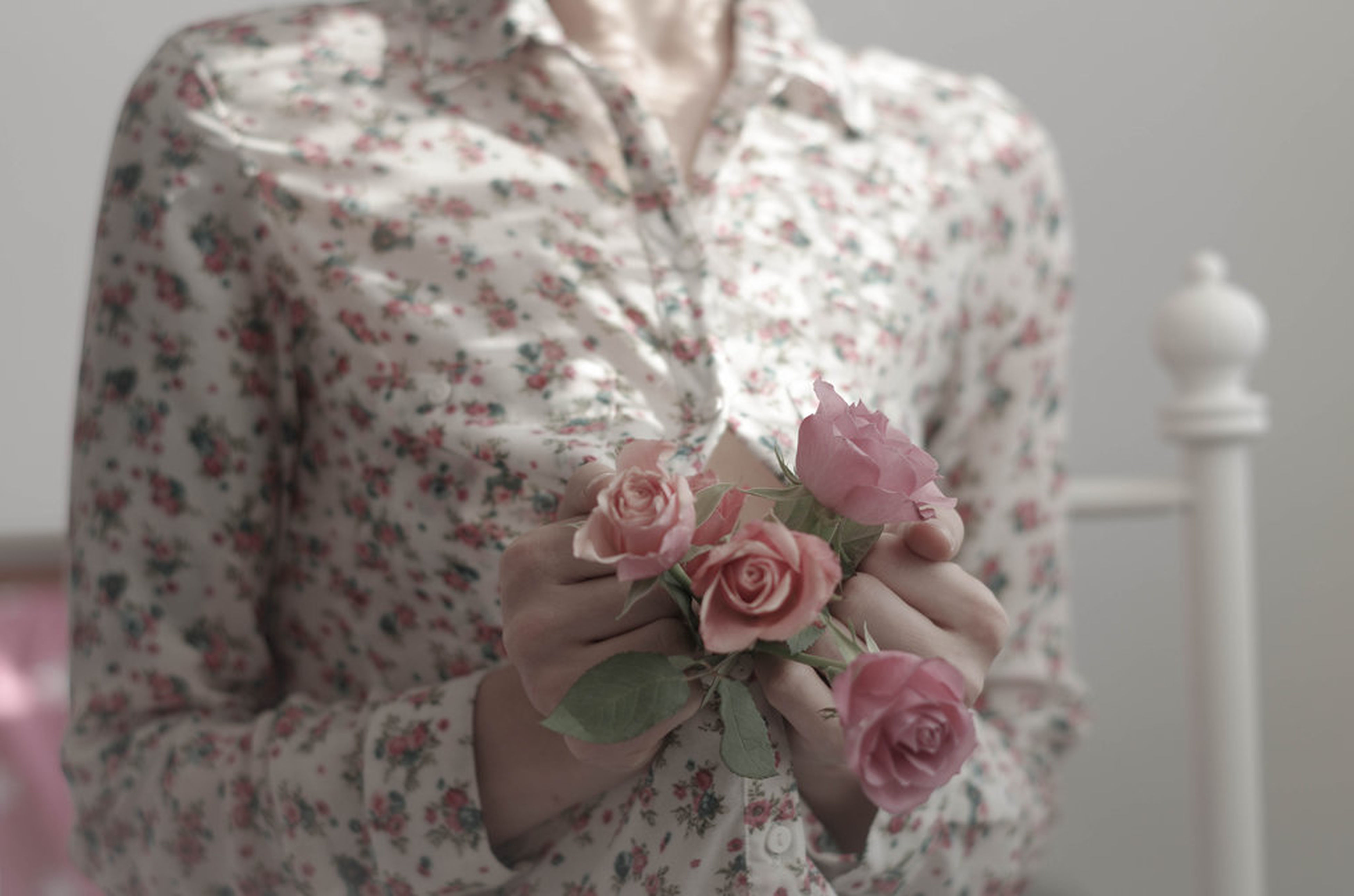 flower, love, midsection, adults only, pink color, human hand, bride, adult, people, close-up, one woman only, women, one person, wedding, human body part, wedding dress, wife, indoors, bouquet, only women, day