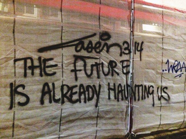 Street Art Graffiti Laser 3.14 April 2014