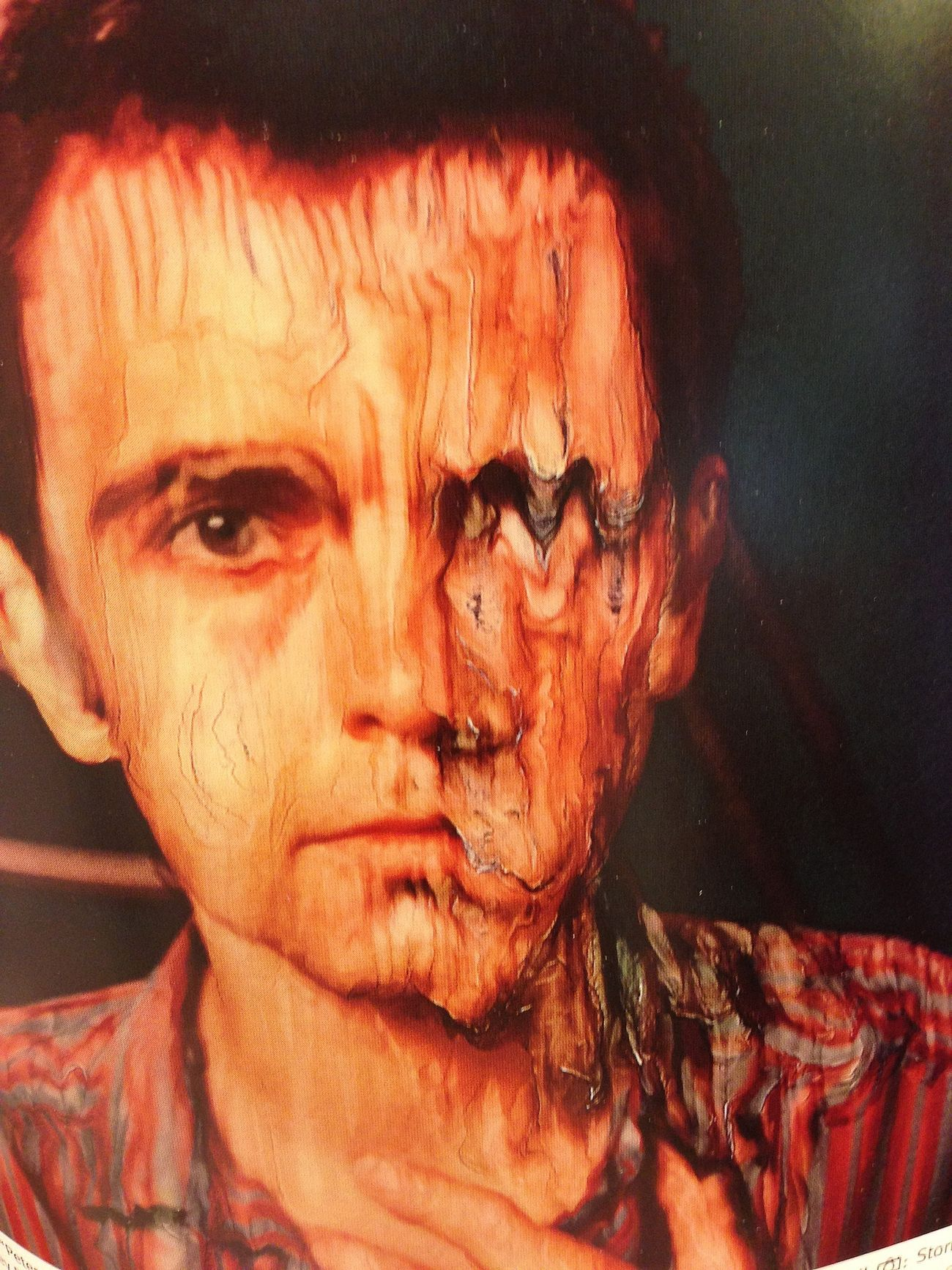 "aubrey powell""peter gabriel 3"" Magainze Art Art Magazine"