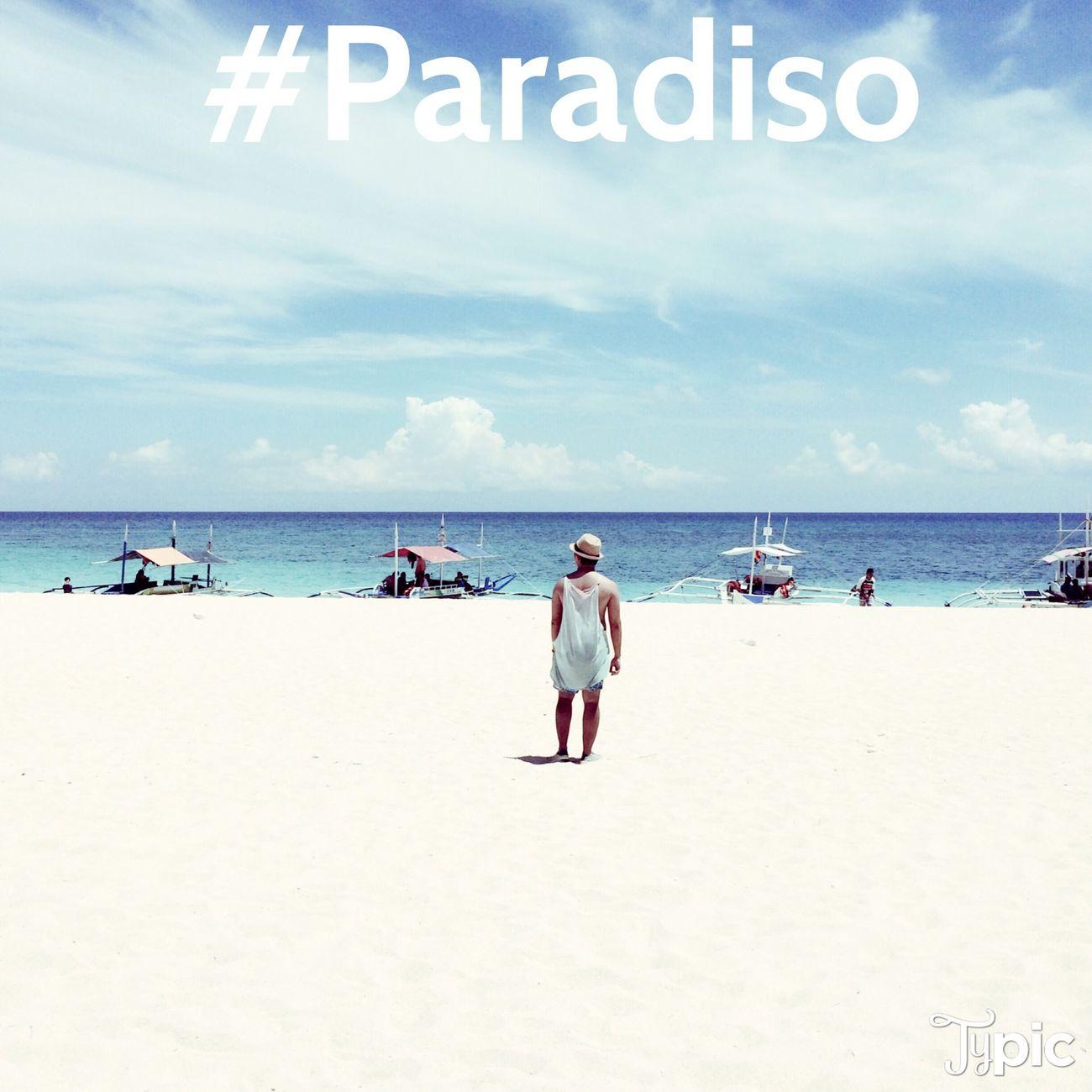 Paradiso Being A Beach Bum Boracay Philippines Eyeem Philippines