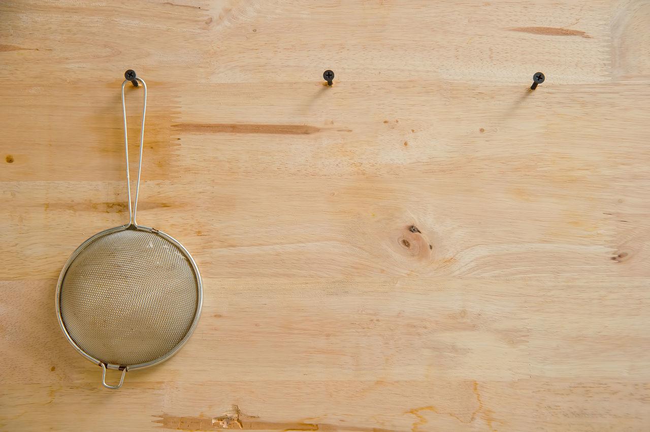 Beautiful stock photos of nail,  Hanging,  Horizontal Image,  Indoors,  Kitchen Utensil