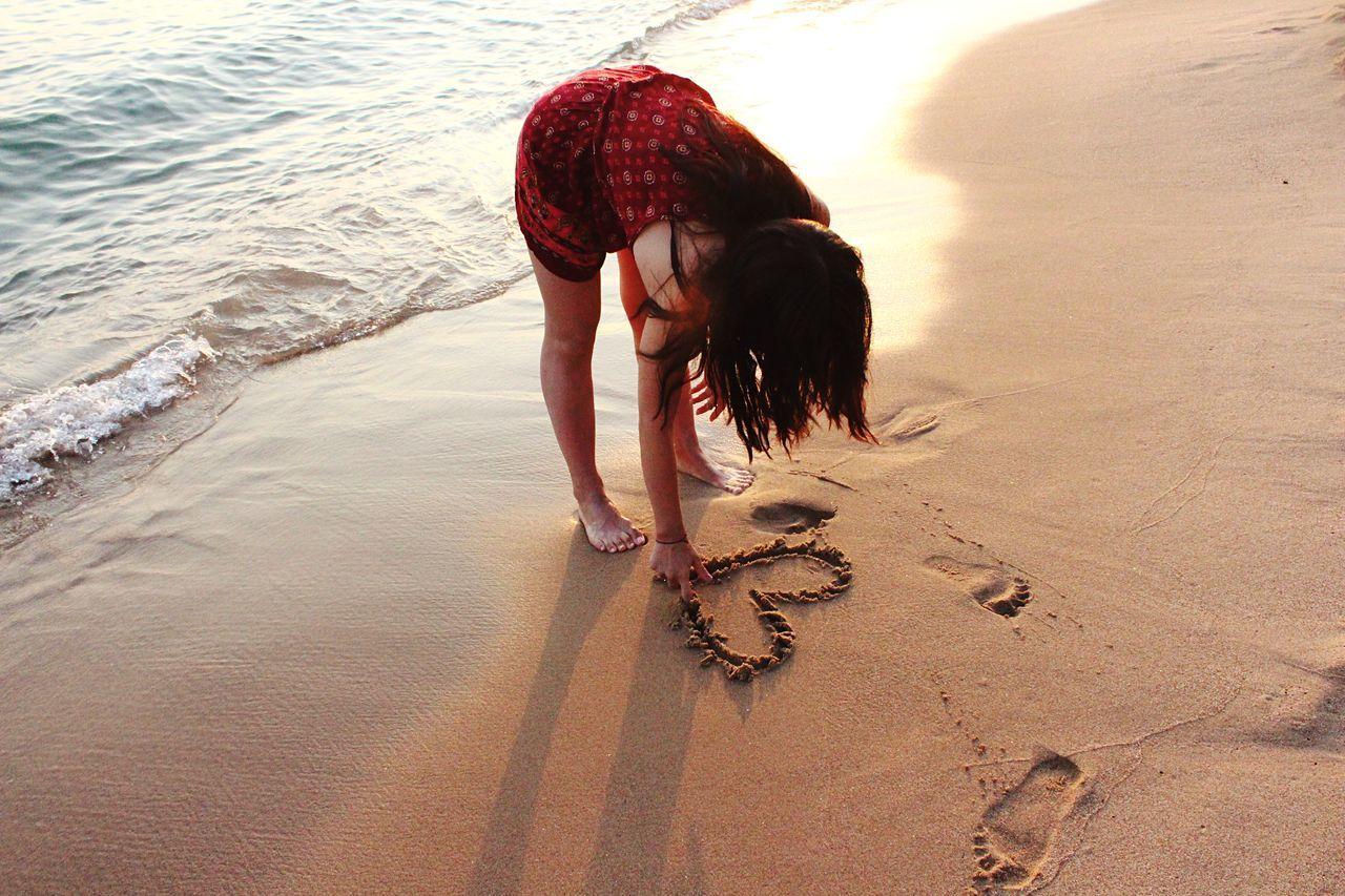 Beautiful stock photos of rio de janeiro, Beach, Bending Over, Day, Footprint