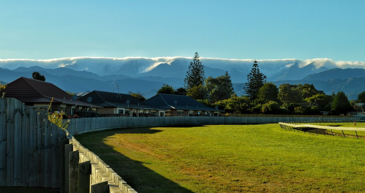 Early morning cloud trapped on the peaks of the Tararua ranges seen here from the Levin race track ☁👍☁👍😊😊 good morning all hope your day's a good one 🙌🙌 Cloud Porn Cloud And Sky Hilltop Mountain View Mountain Range Levin Racecourse Race Track Check This Out Good Morning Morning Light Tadaa Community Malephotographerofthemonth From My Point Of View Eye4photography  Kiwi Clicker Getting Inspired EyeEm Nature Lover New Zealand Scenery Beauty In Nature Nature EyeEm Masterclass EyeEm Best Shots Hello World Nature On Your Doorstep