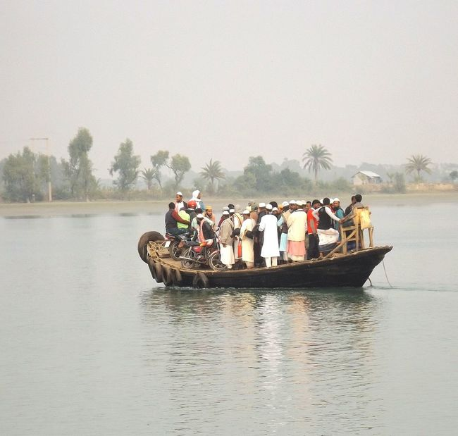 Crossing the river.... Check This Out Taking Photos Transportation Transport River River View Boat Boats⛵️ People Rural Scene Rural Countryside Country Life Water Reflection Rural Life Crossing Village Village Life Travel Traveling Mode Of Transport Rural Exploration Rural Photography Outdoors