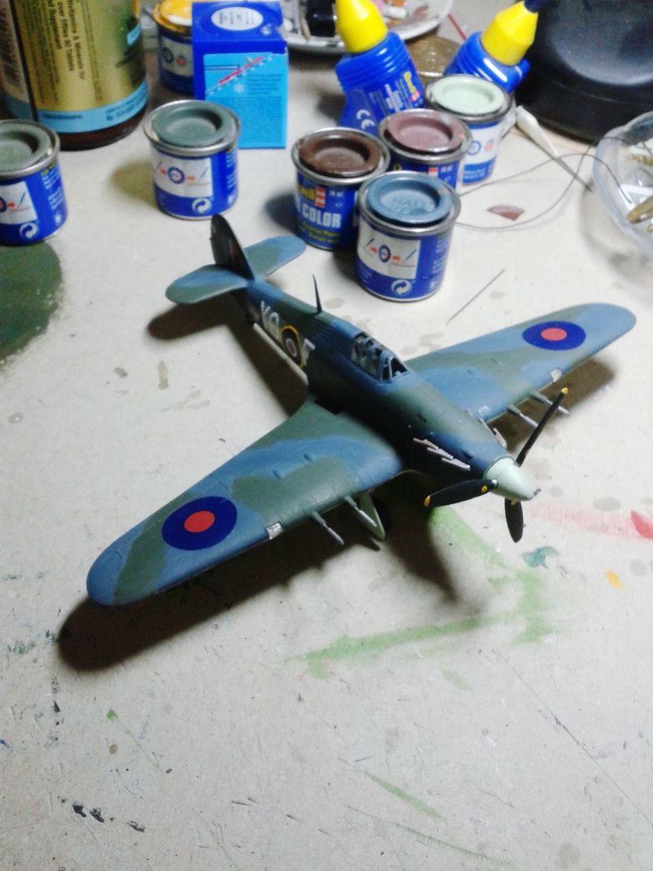 Hawker Sea Hurricane MkII C Ww2warbirds Ww2 Model Airplane Model