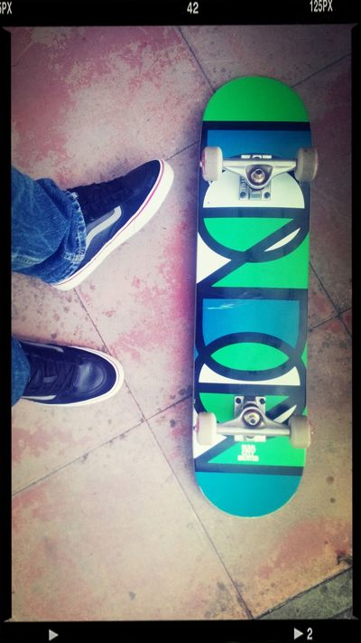 New board & shoes