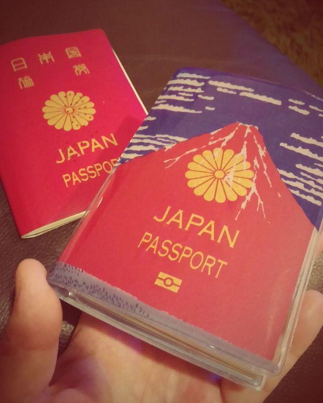 10年ぶりにパスポートGET!