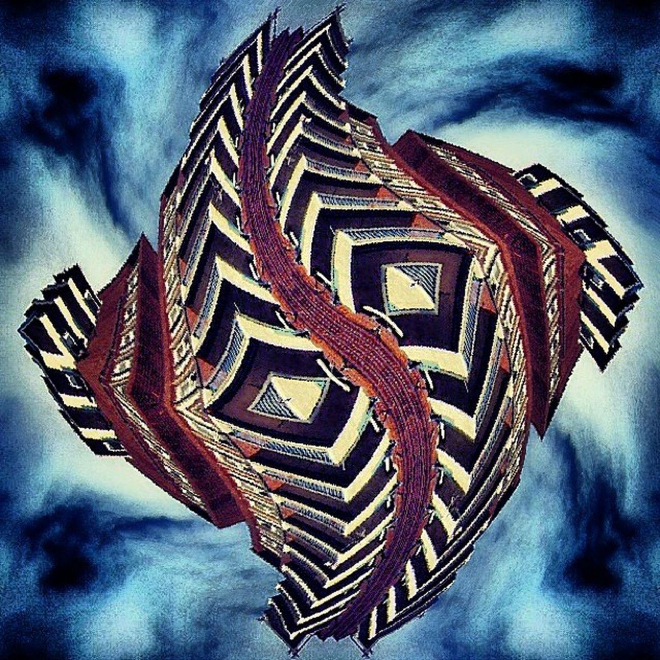 Walworth Highriseflats Symmetry Symmetrybuff symmetry_art symmetrysundays symmetryart symmetry_buff symmetryporn symmetrylove symmetry_love mirrorgram balconies ufo