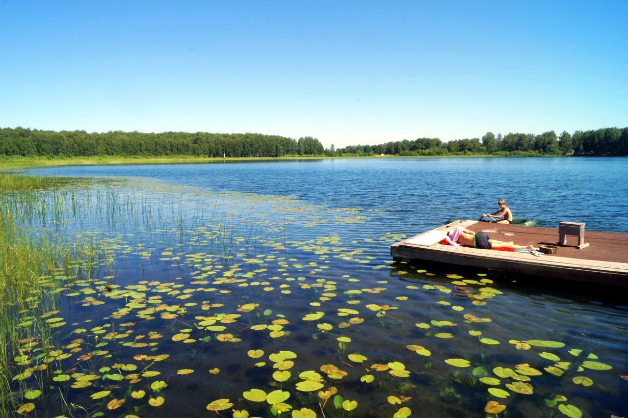 Lake Danilovo Beauty In Nature Blue Clear Sky Danilovo Day Lake Lake Danilovo Nature Outdoors Water