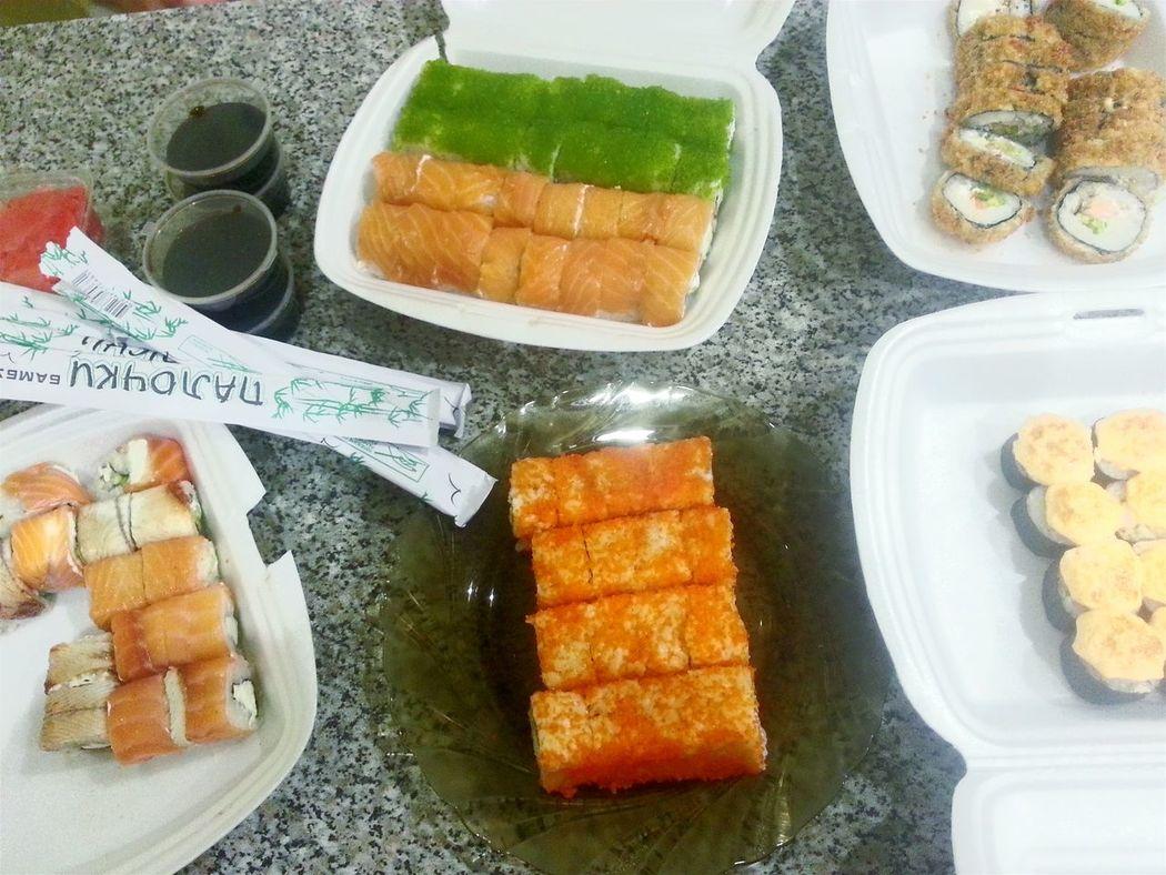 🇨🇳🍘🍙🍚 Enjoying Life Suchi Sushi Rolls Lunch Typical Day Weekend Eattime Fatgirl Fatgirlproblems