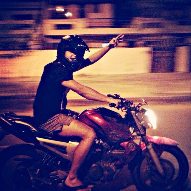 Ride to Hell !! ??