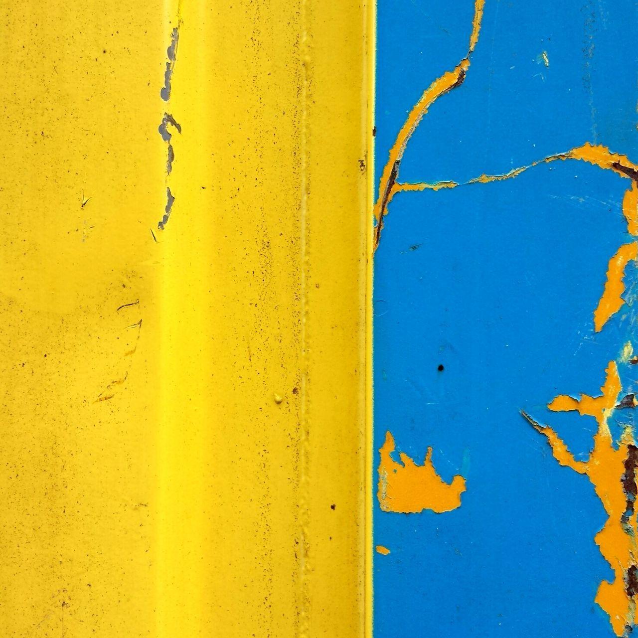 Dumpster Paint Decay Accidental Art Unintentional Art Abstract Accidentalart Unintentionalart