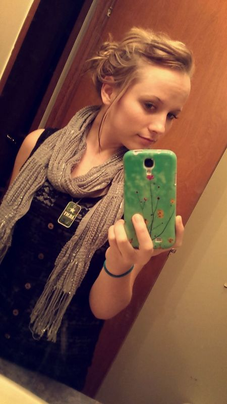 Look of the day. Scarf Army Brat Goodvibes Look Of The Day