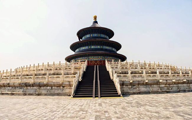 Architecture Famous Place Travel Destinations History No People China Temple Of Heaven Park