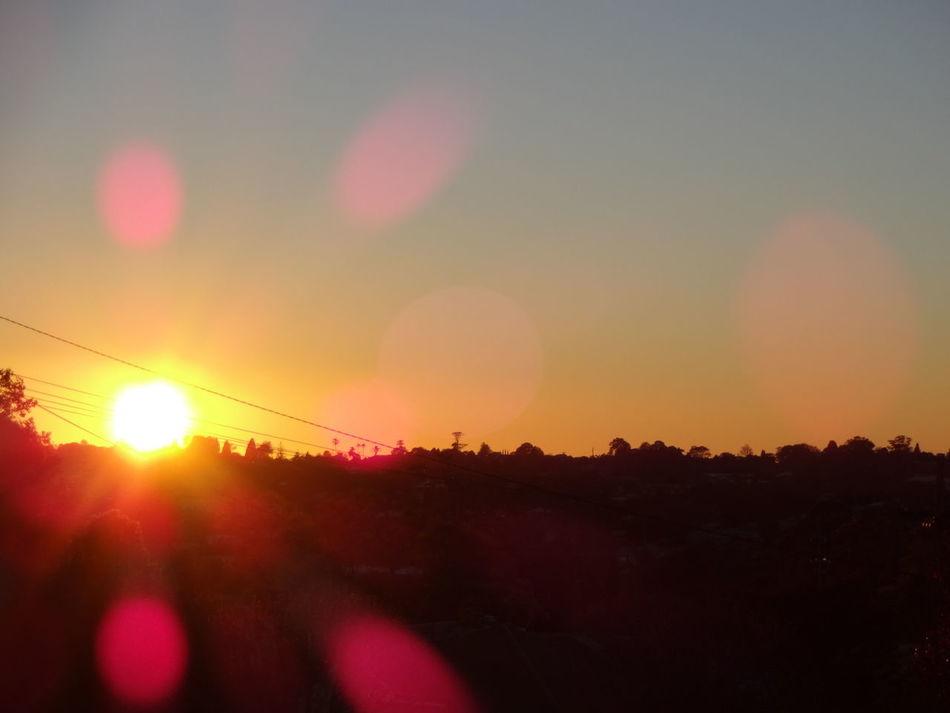 Today's Sunrise EyeEm Best Shots Sunrise I don't often see these