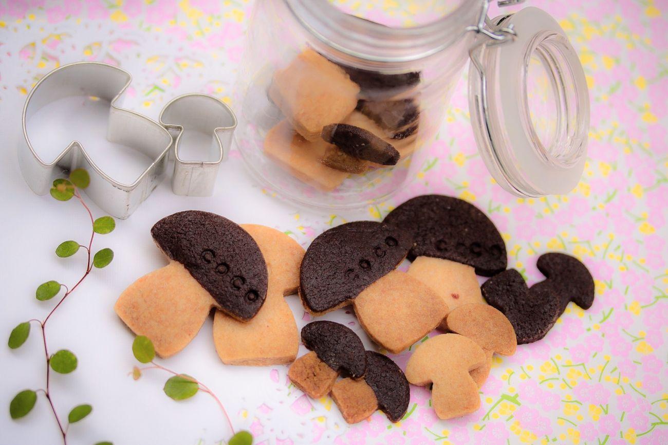 きのここ。クッキー マイここフィリア Cookies Handmade Cooking At Home Sweet♡ Enjoying Life Teatime For You ;-)