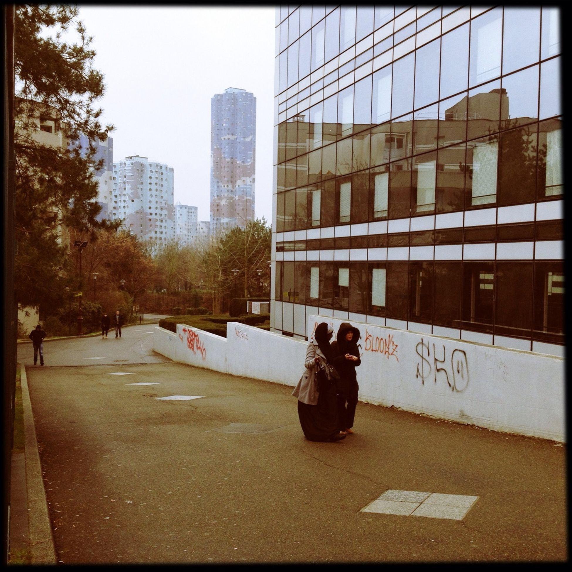 the way forward, city life, narrow, urban, direction