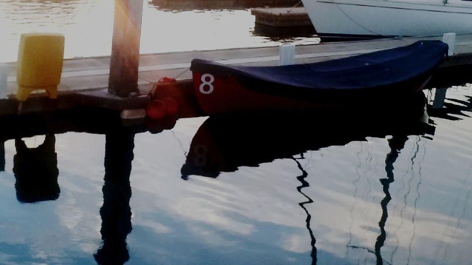 Endallbeall 8 Boat