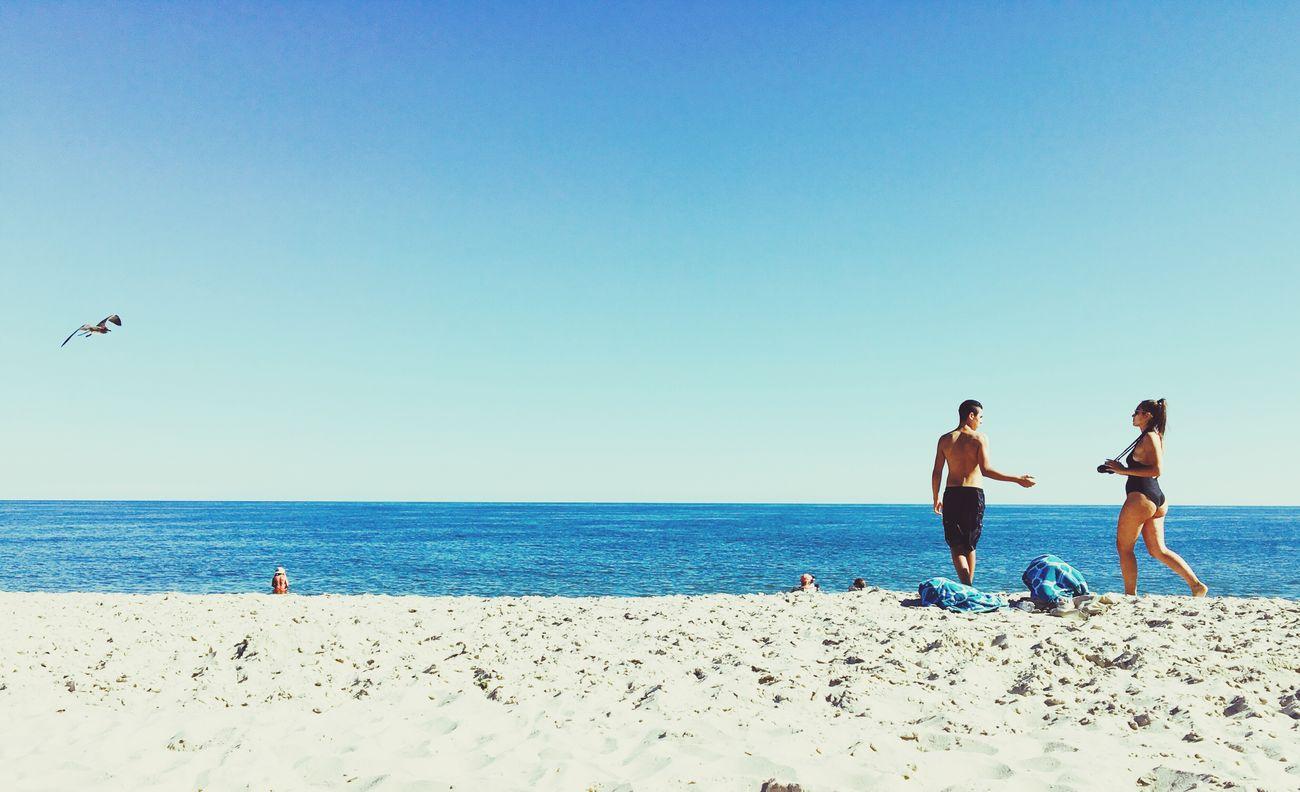 Beach days Summertime